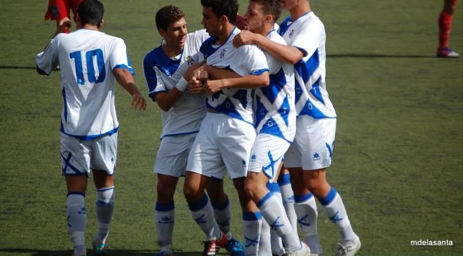El fútbol juvenil con las miradas puestas en las nuevas promesas